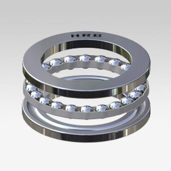 2 mm x 5 mm x 1,5 mm  NSK F682 deep groove ball bearings #2 image